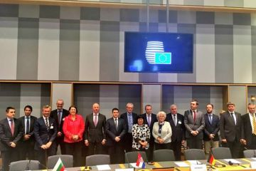 European Strategy for the Danube Region: Danube Transport Ministers agree to step up the implementation of the Master Plan for good navigation status